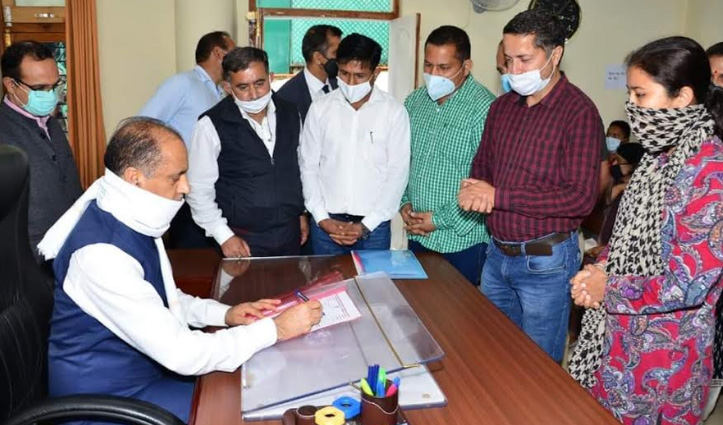 होम्योपैथिक डॉक्टर्स ने की CM Jai Ram से मुलाकात, बोले: 25 सालों से कोई नया पद नहीं हुआ सृजित