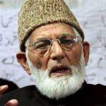 तहरीक-ए-हुर्रियत के चेयरमैन Mohammad Ashraf Sehrai गिरफ्तार, 12 अन्य करीबी भी हिरासत में