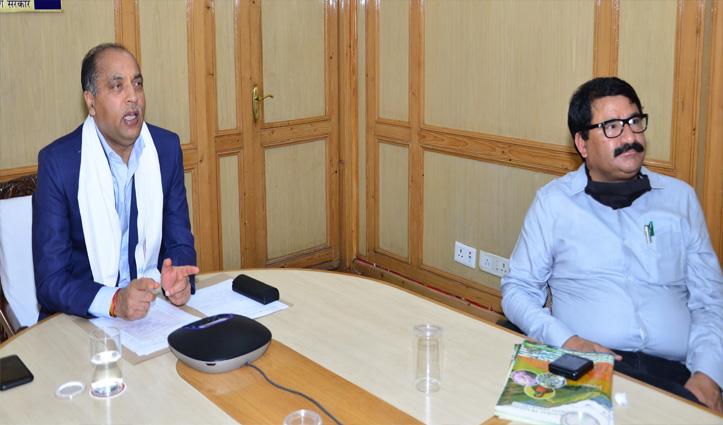 Online शिलान्यास और उद्घाटन का दौर तेज, बंजार को 73 करोड़ की सौगातें