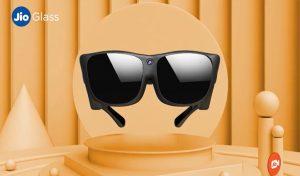 अब चश्मे से ही कर सकेंगे Video Calling, 75 ग्राम का Jio Glass लॉन्च