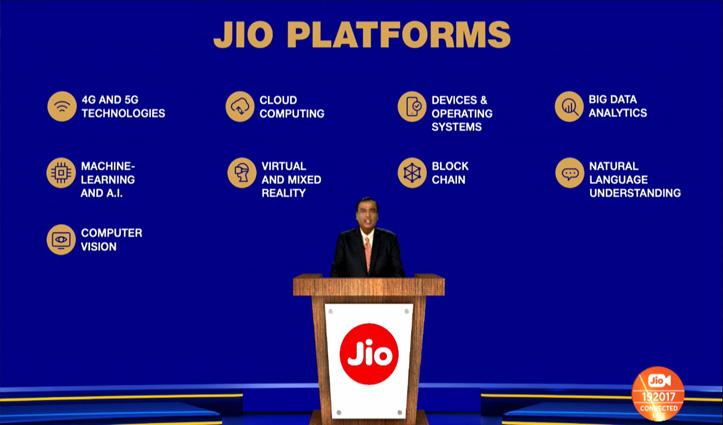 RIL AGM LIVE: भारत को 2G मुक्त बनाने के लिए Jio-Google ने मिलाया हाथ; हुए ये बड़े ऐलान