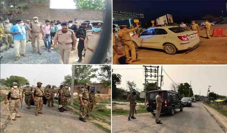 कानपुर Encounter कांड पर विपक्ष हमलावर: एक्शन में प्रशासन, CM योगी करेंगे दौरा