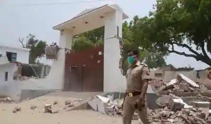 SIT करेगी Kanpur Shootout मामले की जांच, 31 जुलाई तक सौंपनी होगी रिपोर्ट