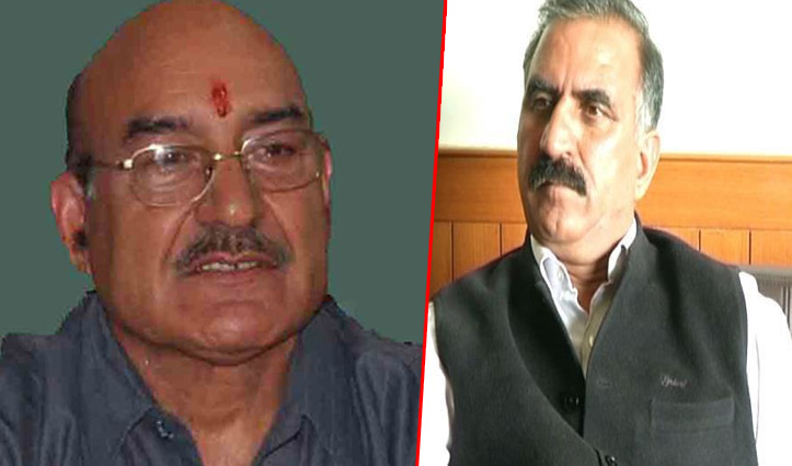 सत्य प्रकाश ठाकुर की मांग, Kaul Singh – Sukhu पर पार्टी करे अनुशासनात्मक कार्रवाई