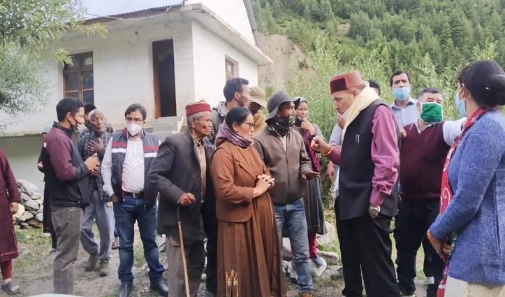 लाहुल के कई स्थल धार्मिक पर्यटन के रूप में होंगे विकसित
