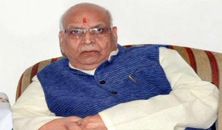मध्यप्रदेश के Governor Lalji Tandon नहीं रहे, UP में तीन दिन का राजकीय शोक
