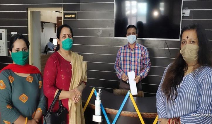 आज्ञा देवी Suicide Case: बिटिया फाउंडेशन ने SP Mandi से मिलकर इंसाफ की लगाई गुहार