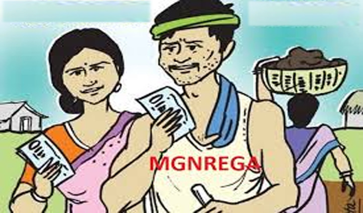 रजनी का वारः BJP शासित प्रदेशों में भी मनरेगा दिहाड़ी को लेकर हो रहा भेदभाव