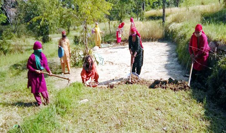 Himachal को केंद्र ने मनरेगा के तहत दिए 80.57 करोड़