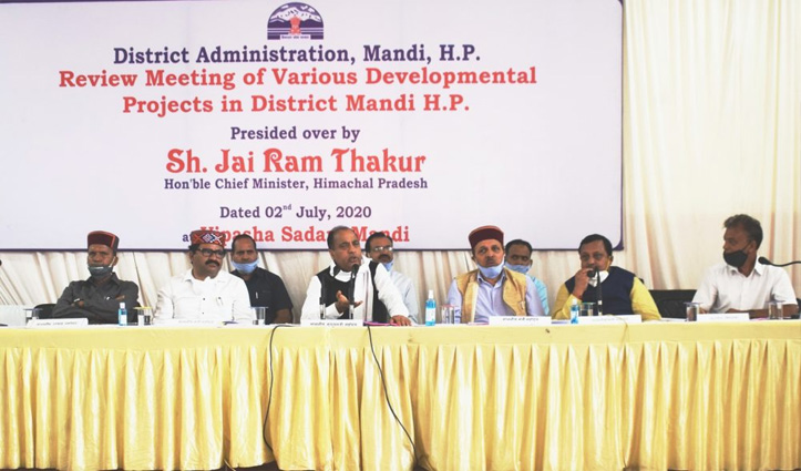 Mandi में सीएम जयराम और Anil Sharma के बीच तनातनी, क्या रहा मुद्दा – जानिए