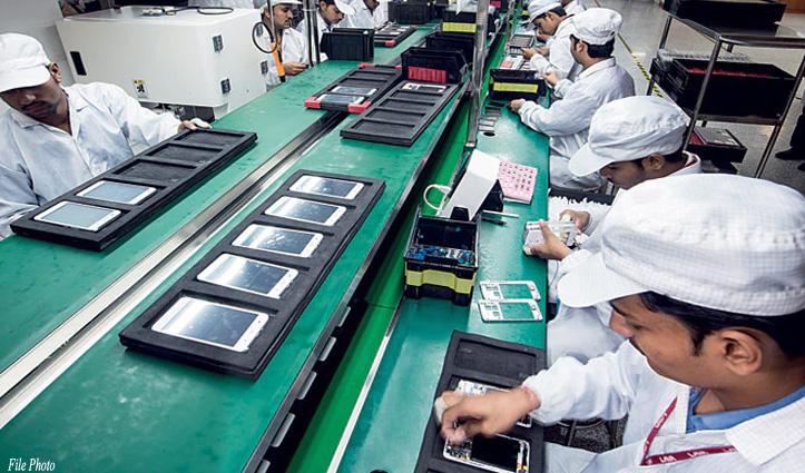 अनुराग ठाकुर बोले: मोदी सरकार की नीतियों से भारत बना Mobile Manufacturing हब
