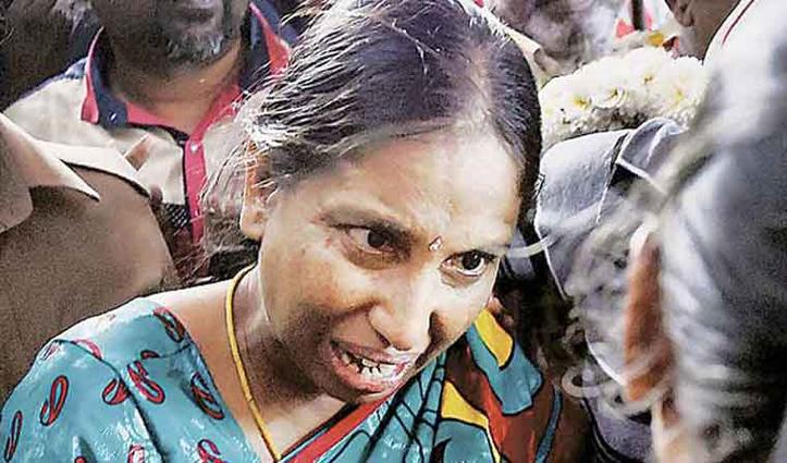 29 साल से Jail में बंद राजीव गांधी हत्याकांड की दोषी नलिनी ने की आत्महत्या की कोशिश