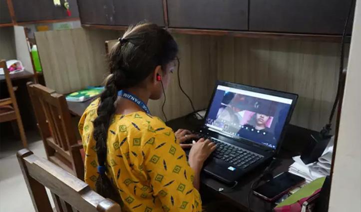 HRD मंत्रालय ने Guideline जारी कर बताया- किस क्लास के छात्रों की कितनी देर चलेंगी ऑनलाइन क्लासेज़