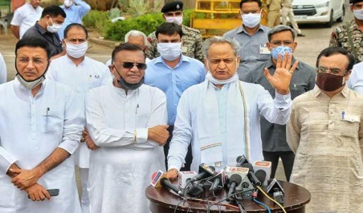 Rajasthan: BSP विधायकों के विलय के खिलाफ दाखिल याचिका खारिज; पायलट गुट में पड़ी फूट