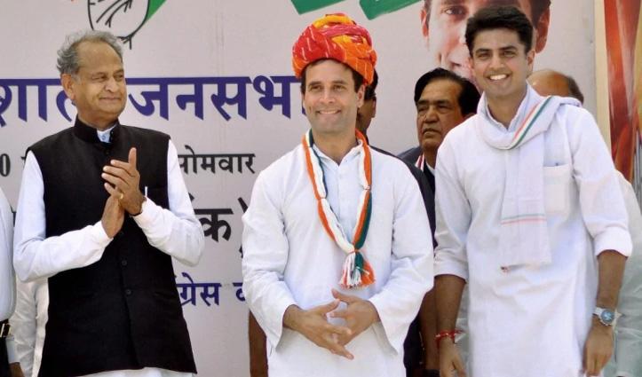 Rajasthan की सियासत में उलझे राहुल: पायलट से कहा-दरवाजे खुले हैं, फिर बोले- जो चाहे वह जा सकता है