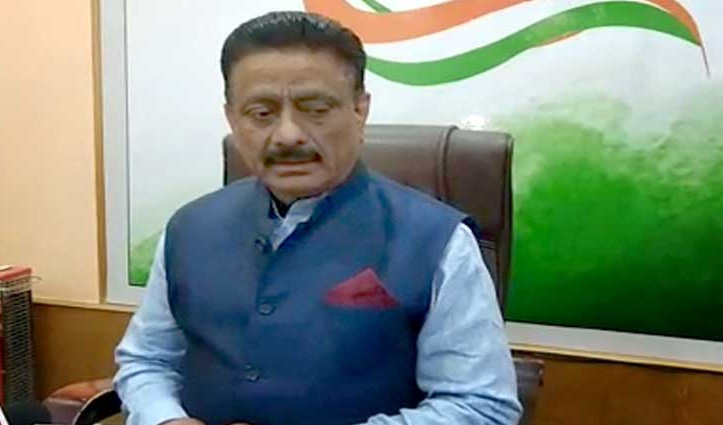 Rathore बोले: कांग्रेस कल चौड़ा मैदान में करेगी प्रदर्शन, प्रदेश सरकार के खोलेगी आंख और कान