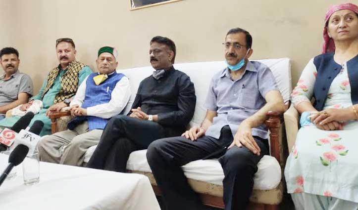 Rohru में बोले राठौर: नेपाली मजदूरों को लाने की व्यवस्था करे सरकार