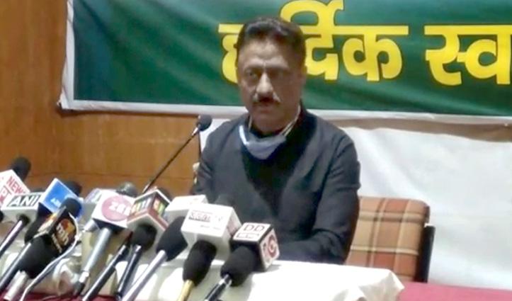 Kuldeep Rathore बोले, कोरोना काल में लूट का अवसर ढूंढ रही BJP Govt