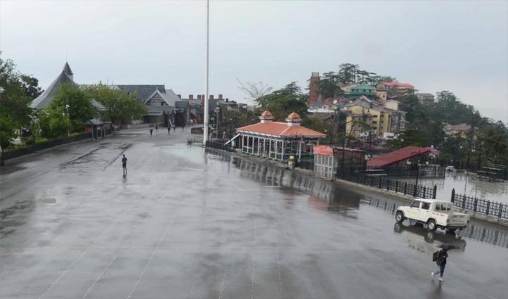 प्रदेश में भारी बारिश से 179 सड़कें बंद, पांच अगस्त तक सताएगा मौसम