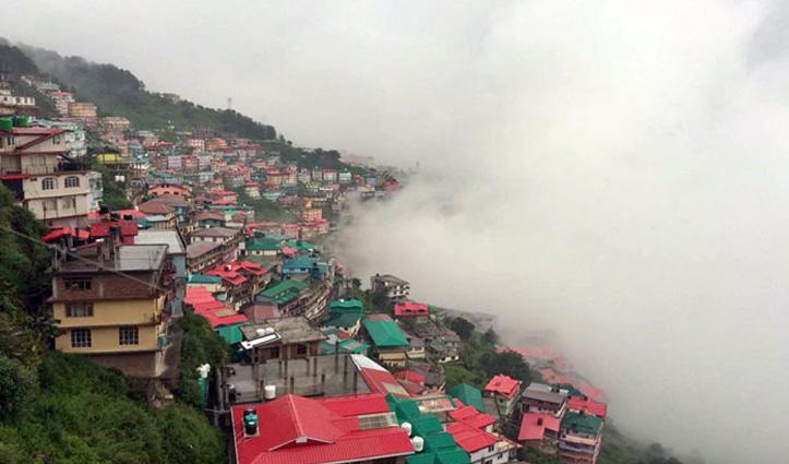 Himachal में मौसम विभाग ने जारी किया Yellow alert, 10 व 11 जुलाई को होगी भारी बारिश