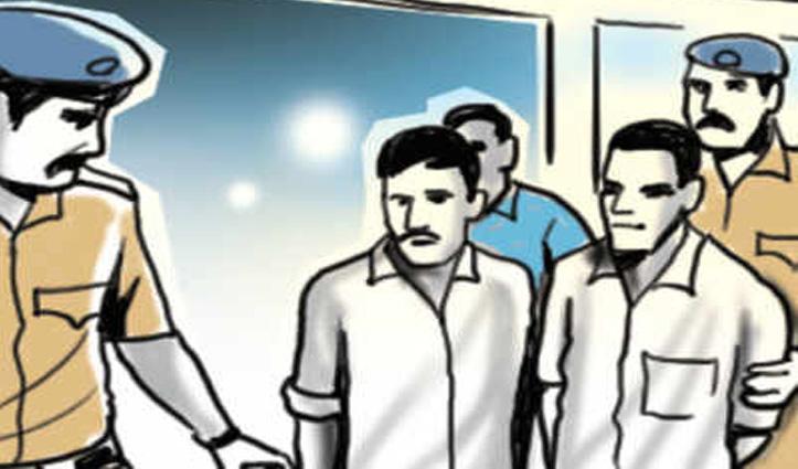 Arki में मिली अधजली लाश मामले में पुलिस ने मुख्य आरोपी सहित तीन हरियाणा से किए Arrest