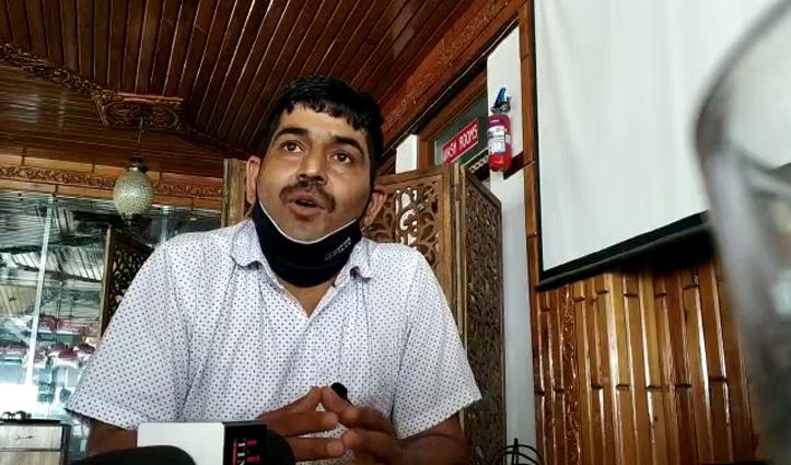 सोलन BJP जमीन मामलाः नप के पूर्व पार्षद बोले- लेन-देन में सिर्फ थे गवाह