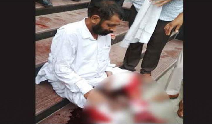 Haryana: BJP प्रदेश अध्यक्ष की ताजपोशी में CM के सामने शख्स ने काटी पैरों की नस, अफरा-तफरी
