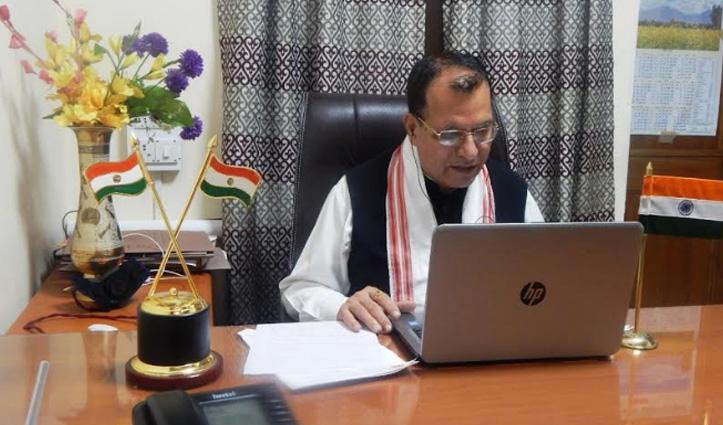 हिमाचल में Online पढ़ाई से छूटे छात्रों को शिक्षक घर द्वार देंगे शिक्षण सामग्री