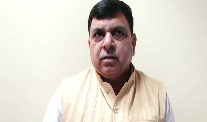 पूर्व बीजेपी प्रदेशाध्यक्ष Suresh Chandel की बिगड़ी तबीयत, PGI में हुआ ऑपरेशन