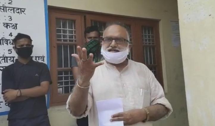डॉ राजन सुशांत ने की Neeraj Bharti की तरफदारी, देशद्रोह का मुकदमा दर्ज होने पर चिल्लाए