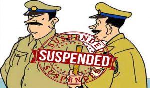 #Himachal: ड्यूटी से बंक मारना 5 पुलिस और 2 होमगार्ड जवानों को पड़ा महंगा, #Suspend