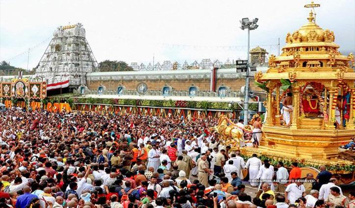 तिरुपति बालाजी मंदिर की तर्ज पर होगी Himachal के मंदिरों की सुरक्षा