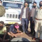 Sundernagar: औकल में चोरी करते दो धरे, ग्रामीणों की सहायता से पुलिस ने दबोचे चोर