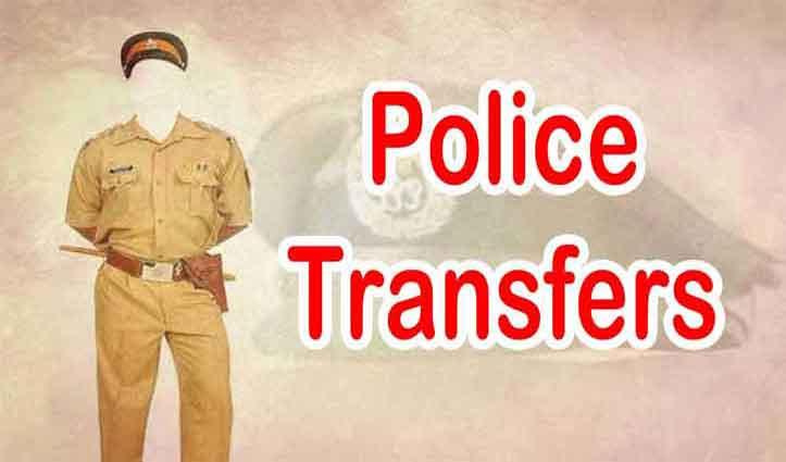 CM Jai Ram की सुरक्षा करने वाले अधिकारी को भी बदल डाला,  35 एएसपी-डीएसपी बदले