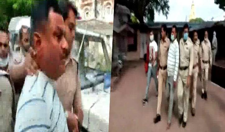 विकास दुबे की गिरफ्तारी या सरेंडर: MP के गृह मंत्री का कानपुर कनेक्शन; Congress ने लगाए बड़े आरोप