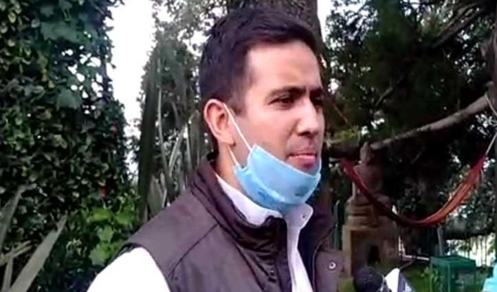 Vikramaditya बोले, CM Office आने वाले BJP Leader पर हत्या के प्रयास का दर्ज हो मामला
