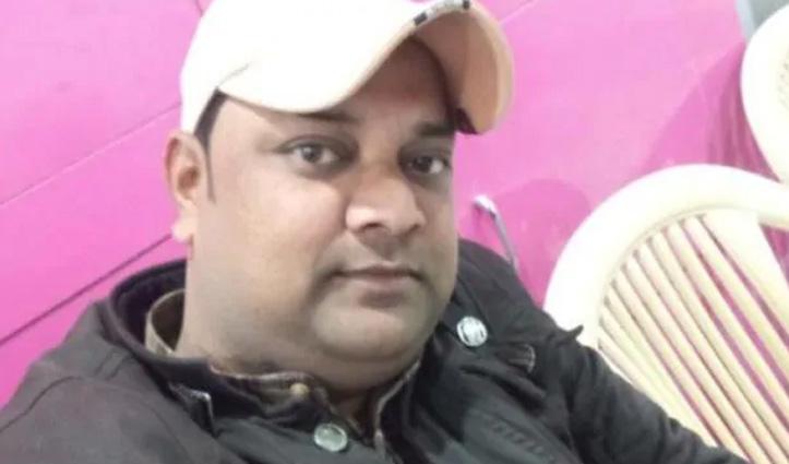 गाजियाबाद गोलीकांड : Journalist Vikram Joshi की मौत, परिवार ने शव लेने से किया इनकार