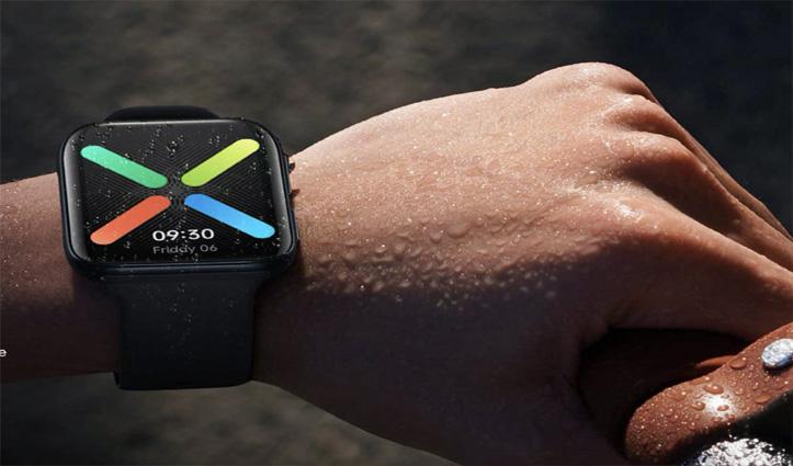 भारत में 14,990 रुपए की कीमत में लॉन्च की गई Oppo Watch, जानें क्या हैं खूबियां