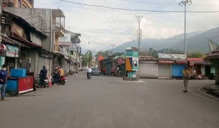 बर्थ-डे पार्टी पड़ गई महंगी, Chamba के आठ वार्ड सील- बाजार भी बंद