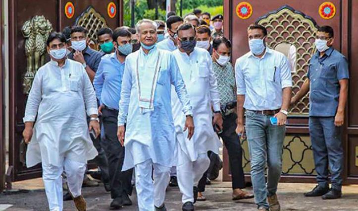 Rajasthan में विधानसभा सत्र शुरू : Congress ने पेश किया विश्वास मत, BJP का हंगामा