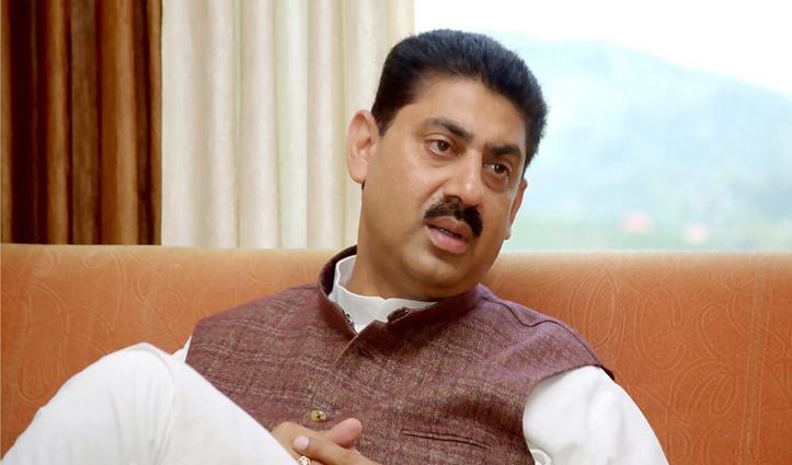 वन मंत्री Rakesh Pathania का कोरोना टेस्ट नेगेटिव, सुबह लिया था सैंपल
