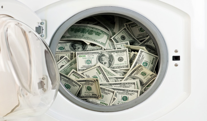नोटों को कोरोनामुक्त करने का ढूंढा ऐसा तरीका, Washing Machine में धो डाले 14 लाख रुपए