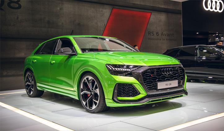 भारत में लॉन्च हुई Audi RS Q8: 305 किलोमीटर प्रति घंटा है टॉप स्पीड, जानें कीमत