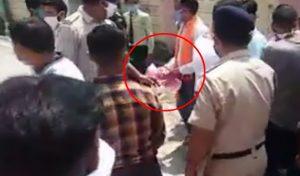 सीएम के जयसिंहपुर प्रवास के दौरान Yuva Morcha कार्यकर्ताओं की हरकत पर Rathore उबले