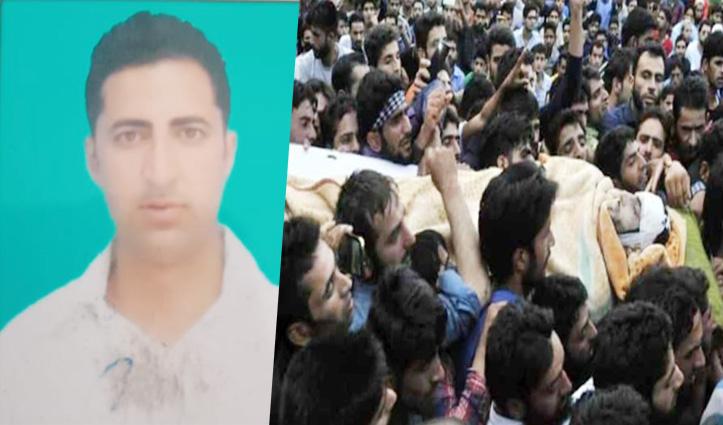 Jammu-Kashmir आतंकी हमले में घायल BJP नेता ने इलाज के दौरान तोड़ा दम