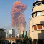 Video : बड़े धमाके से दहला Beirut, अब तक 78 की गई जान, 4000 हुए घायल