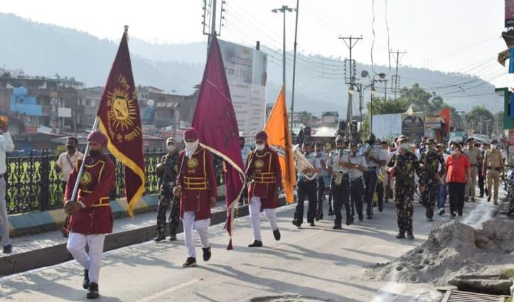 Chamba मिंजर का समापन, अखंड चंडी महल से निकली शोभायात्रा