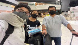 Corona का कहरः 16 दिन की छुट्टियों पर China से आया था परिवार, 6 महीने बाद लौटा वापस