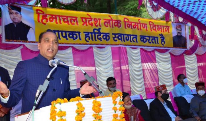 CM ने मनाली के लिए 64 करोड़ की परियोजनाओं के किए उद्घाटन और शिलान्यास