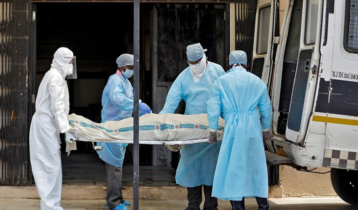 Himachal में एक दिन में दो कोरोना पॉजिटिव की मौत, Shimla में नालागढ़ के व्यक्ति ने तोड़ा दम